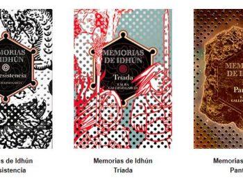 memorias de idhun la resistencia triada panteon