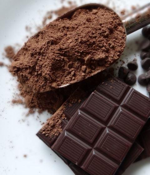 Alimentos buenos para el corazón - Chocolate negro