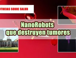 nanorobots para destruir tumores portada