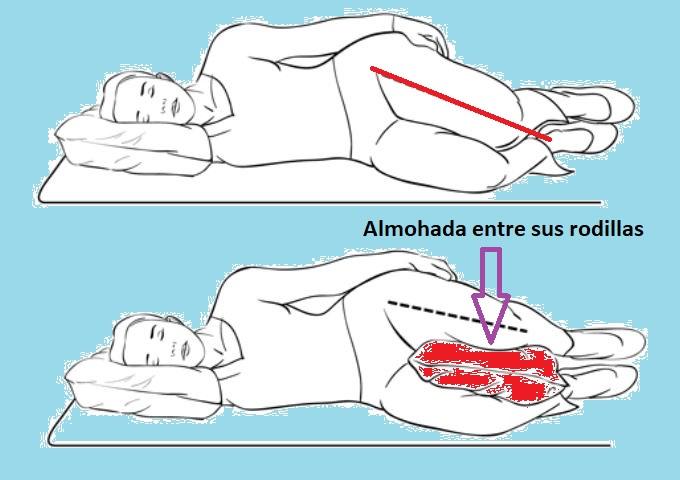 Qu hacer para dormir mejor la postura del sue o y otros - Lo mejor para dormir ...