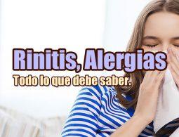 rinitis alérgica portada