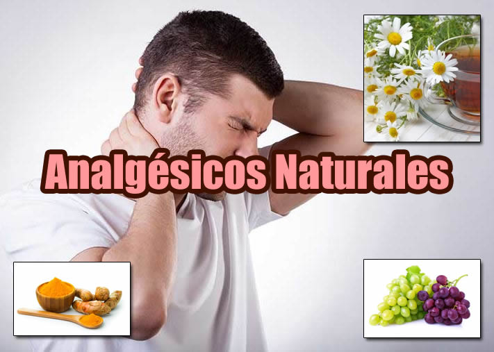 analgésicos naturales
