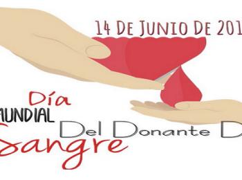14 de junio dia mundial del donante de sangre Día mundial del donante de sangre