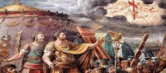 Constantino y la visión de la Santa Cruz