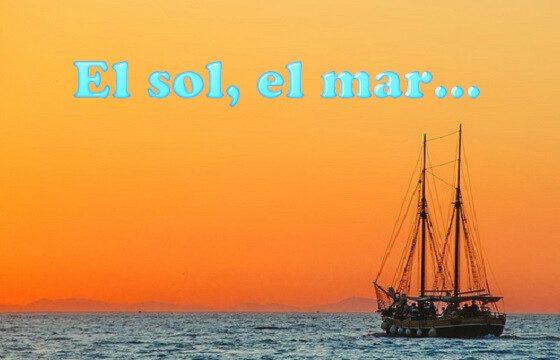 El Sol, el mar... Retazos de una vida. El rinconcito de Tere.