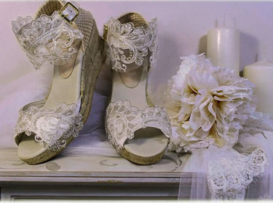 alpargata novia