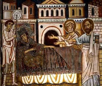 Muerte de Constantino el Grande