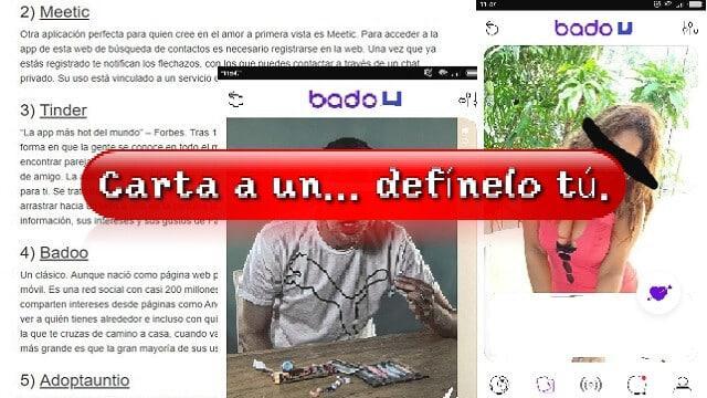 CUATRO TIPOS DE HOMBRES EL RINCONCITO DE TERE REDES SOCIALES LIGAR BADOO MEETIC l