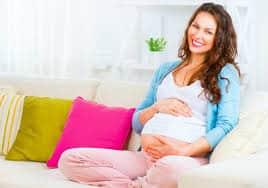 Las lentejas importantes durante el embarazo