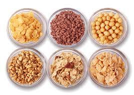 Cereales procesados para la salud