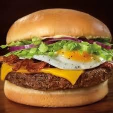La hamburguesa para la salud