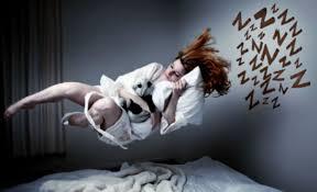 Salto mientras duermes