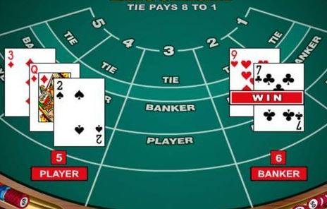casinos online baccarat