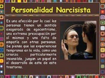 Definición de narcisista y como detectarlos