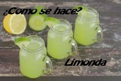 Como se hace la limonada