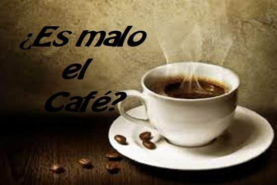 ¿Es malo el café?