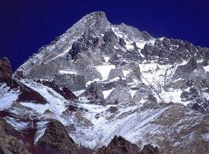 CerroAconcagua lugares para visitar