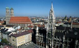 que visitar en Munich