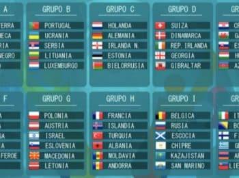 emparejamientos eurocopa 2020