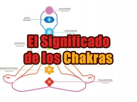 los chakras significado