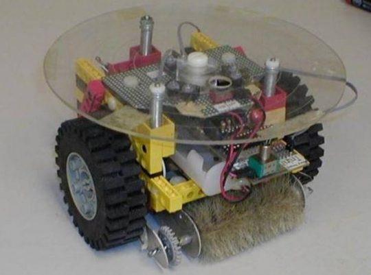 Aspiradoras automáticas y robots aspiradores 1