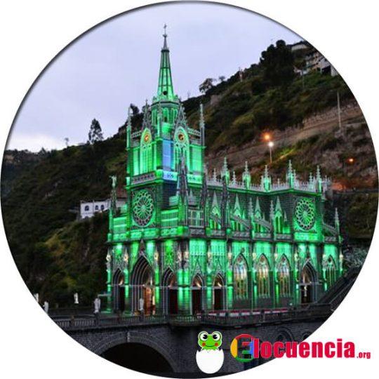 santuario de las lajas visitar en colombia