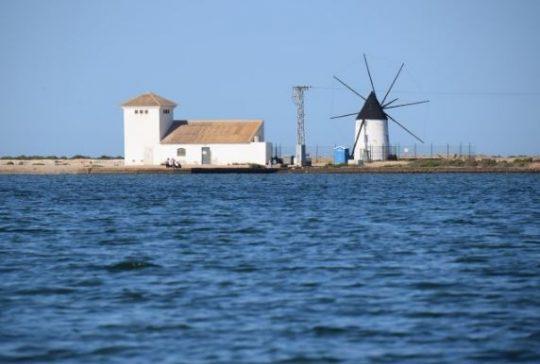 Paisaje tradicional del Mar Menor