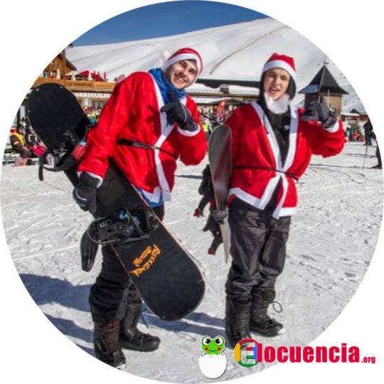 deporte y viajes en navidad sierra nevada