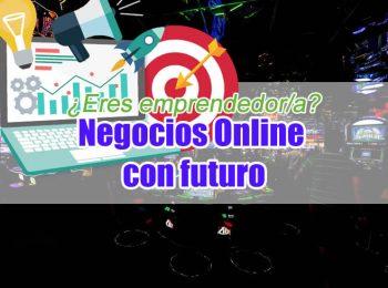 Negocios online con futuro 2019-2020