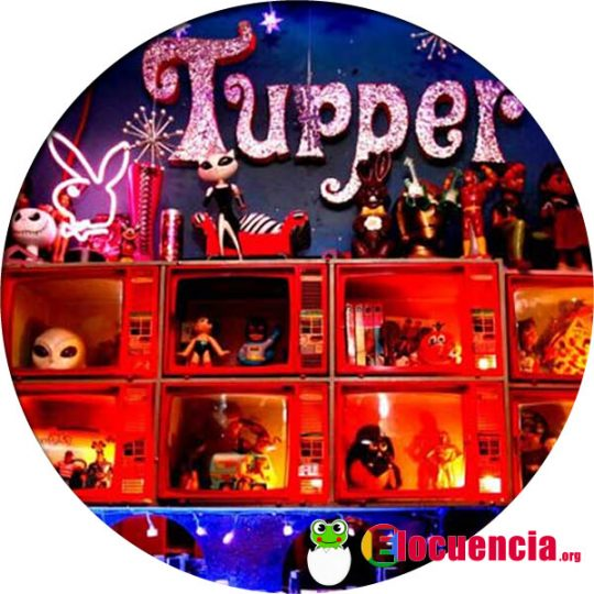 Local Tupper-Ware movida madrileña