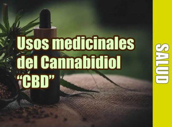 Usos típicos del aceite de CBD cannabidiol