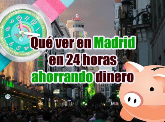 Visitar Madrid en un día