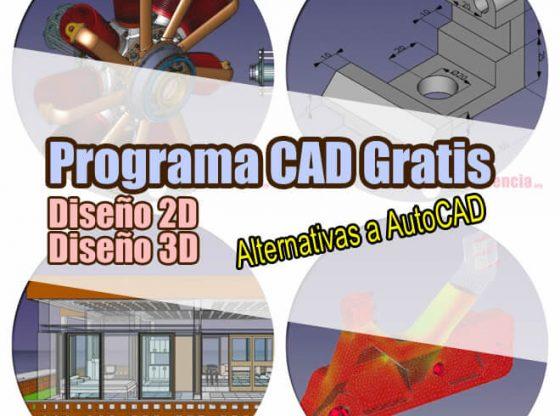 programa CAD gratis