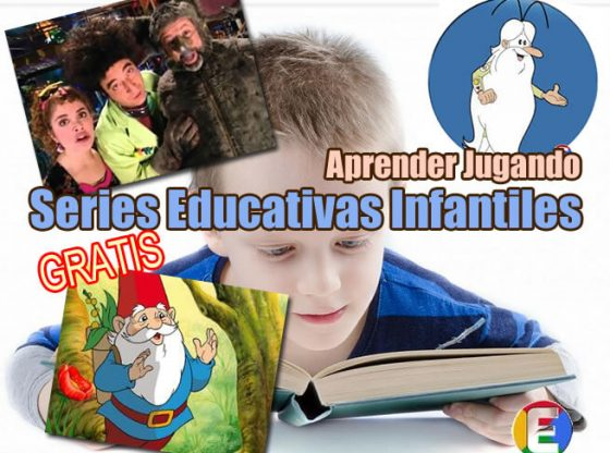 series educativas infantiles gratis