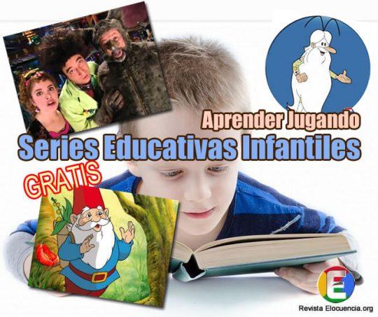 series educativas infantiles gratis