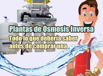 plantas de osmosis inversa para casa que saber cual comprar