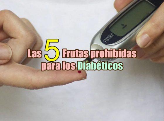 frutas que no deben comer los diabéticos tipo 2