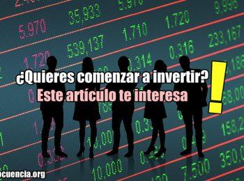 Información y apps para invertir importantes para comenzar