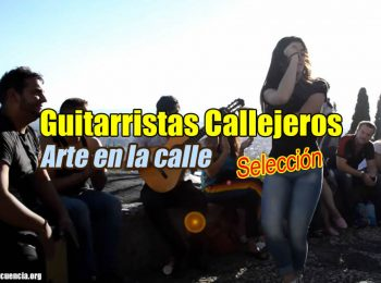 Guitarristas callejeros flamenco rumbas cover