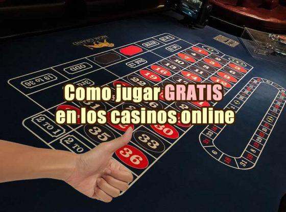 imagen en la que se muestra una mano haciendo el símbolo ok bajo una mesa de blackjack de un casino online