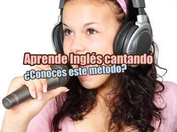 imagen de portada del artíulo en la que aparece una mujer joven cantando