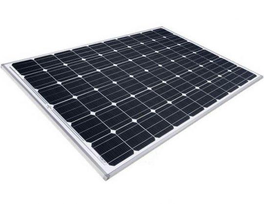 imagen de una placa solar compuesta de células fotovoltaicas