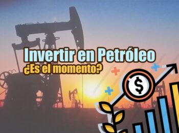 Foto de portada del artículo sobre invertir en petróleo en la que aparece un pozo petrolífero